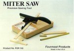 Miter Saw Precision Sawing Tool - Product Image