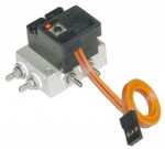 evoJet Orbit PRO R/C Pneumatic Dual Action Landing Gear Valve - Product Image