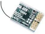 Airtronics RX RX40V 4-Ch Micro 2.4GHz FHSS-1 - Product Image
