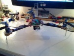 Radical RC Stinger Tri Copter Kit  - Product Image