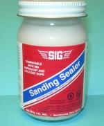 Sig Sanding Sealer 4oz - Product Image
