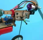 Slow Stick Adjustable Motor Mount With Nose Gear Kit - Product Image
