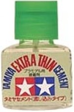 Tamiya Extra Thin Cement - Product Image