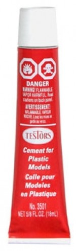 Testors Value Pack Cement for Plastic Models - Product Image