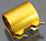 Water Cooling Jacket for 36mm Motors - Product Image