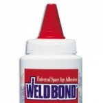Weldbond 4 Ounce -FOAM SAFE- - Product Image