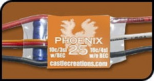 Castle Creations Phoenix 25 - Product Image