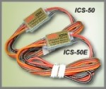 GWS ICS 50 2 amp ESC control (Can be switch also!) - Product Image