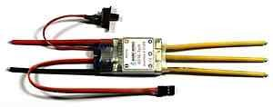 Model Motors 3ph Brushless ESC, 40  50 or 75 AMP  ALMOST ALL GONE - Product Image