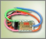 GWS ICS 600 30 amp control - Product Image