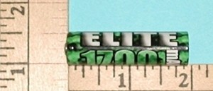 Elite 1700 Button End AA NiMH Cell - Product Image