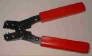 Hobby Pin Crimp Tool - Product Image