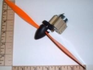 Black Diamond 301 Motor/Mount/Heat Sink/Gearbox 5.33:1  'TIL IT'S GONE! - Product Image