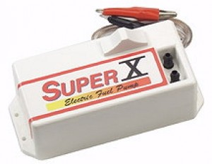 Sonic-Tronics Super  X  Electric Fuel Pump - Product Image