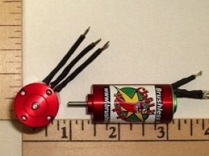 Chili Pepper CP20 Series Brushless E-Motor  A TIL ITS GONE SPECIAL - Product Image
