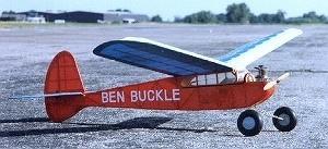 Ben Buckle Vintage Large Majestic Major Kit - Product Image