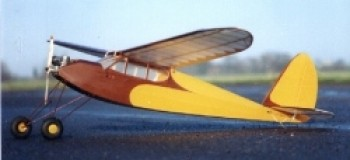 Ben Buckle Flying Quaker Kit - Product Image