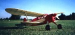 Ben Buckle Elf Biplane Kit - Product Image