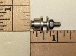 E Cubed R/C Prop Adaptor 3.0mm X 5mm shaft - Product Image