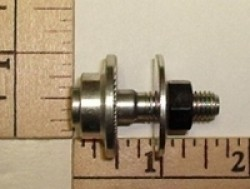 E Cubed R/C Prop Adaptor 5mm motor shaft / 8mm prop hub - Product Image