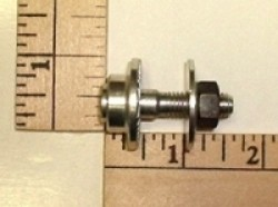 "E Cubed R/C Prop Adaptor 1/4""(6.35mm) x 8mm shaft - Product Image"
