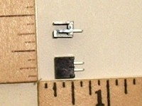 JR TX Black Female Plug - Product Image