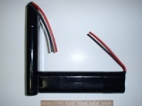 HR 2600 NiMH  Double-Barrel Packs - Product Image