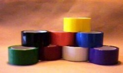 "Radical RC COLOR Acrylic Tape  2"" x 55yd - Product Image"