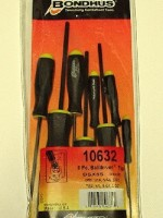 Bondhus Ball Driver 8 pc Inch Set - Product Image