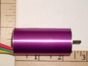 Feigao 38084 Series Long Brushless 28mm Motor - Product Image