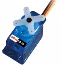 Hitec HS-50 Micro Servo - Product Image