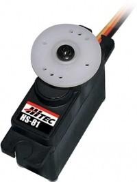 Hitec HS-81 Standard Micro Servo - Product Image