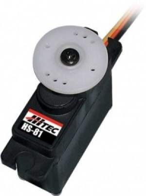 Hitec HS-82MG Metal Gear Micro Servo - Product Image