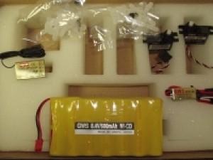 GWS Flight Pack CB278/F - Product Image