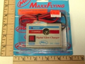 Maxx Flying Digital Glow Igniter Charger - Product Image
