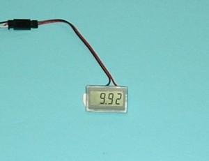Digital Onboard Voltmeter - Product Image