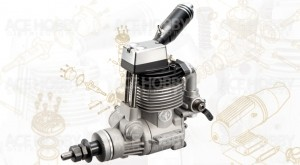 Thunder Tiger F-54S Four Stroke Engine - Product Image