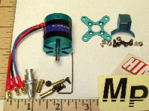 Himax HC2816 Outrunner Motor 890KV - Product Image