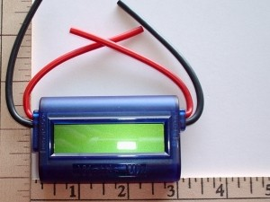 Watt's Up Watt Meter and Power Analyzer Version 2 WU100 - Product Image