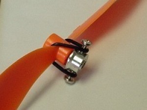 Radical RC Radial Prop Saver 1.5MM - Product Image