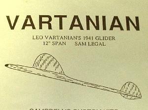 "1941 Vartanian 12"" OT HLG - Product Image"