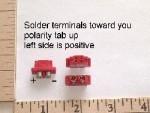 evoJet Orbit Pocketlader Input Power Plug Only - Product Image