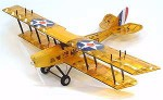 """Green RC Models USA Curtiss Jenny 50"""" Electric Scale ARF - Product Image"""