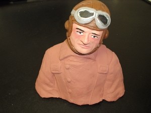 Flair Pilot Lloyd 1/4 Scale - Product Image