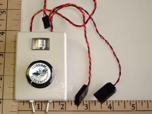 Peak Electronics Servo Driver/Analyzer with Meter (CEL 1430) - Product Image