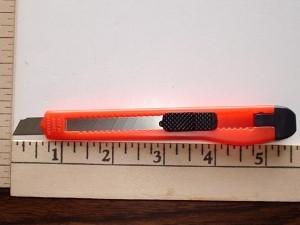 Techni-Edge 01-037 Snap Blade Knife - Product Image