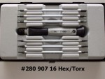 Felo German Precision Torx & Hex Set 6pc - Product Image
