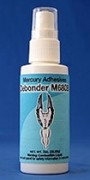 Mercury M68 Debonder 2 OZ - Product Image