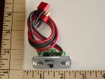 Fromeco Badger Failsafe Switch with Slide & Deans Ultra - Product Image