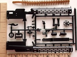 Williams Brothers 1/6 Scale Spandau Aircraft Machine Gun - Product Image